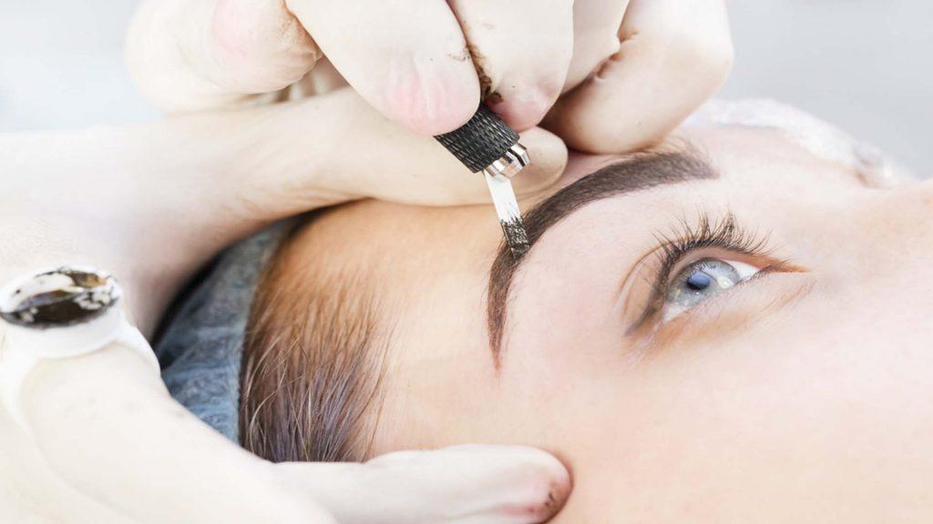 Eyebrow Microblading-Microblading