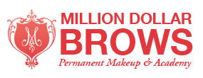 Million Dollar Brows Logo-Microblading